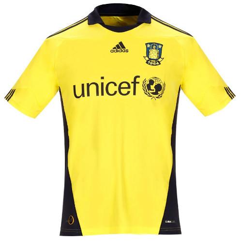 Brøndby trøje 2010-12 hjemme
