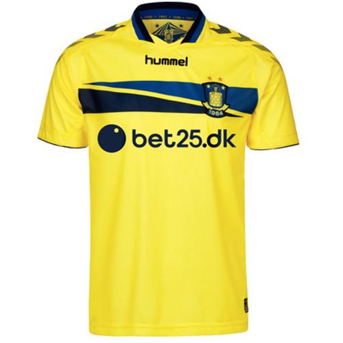 Brøndby trøje 2014-15 hjemme