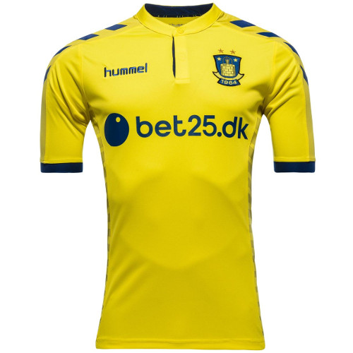 Brøndby trøje 2015-17