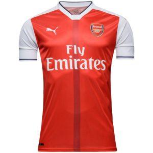 Arsenal-trøje-hjemme-2016-17