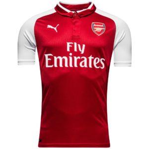 Arsenal-trøje-hjemme-2017-18
