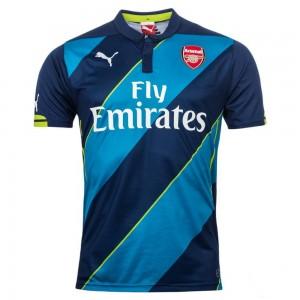 Arsenal-trøje-tredje-2014-15