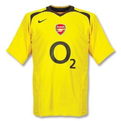 Arsenal-trøje-ude-2005-2006