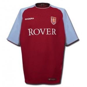 Aston-Villa-trøje-hjemme-2003-2005