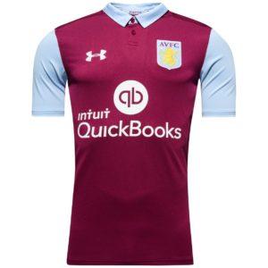 Aston-Villa-trøje-hjemme-2016-17
