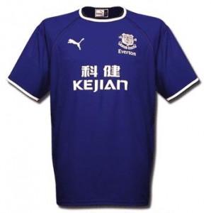 Everton-trøje-hjemme-2003-2005