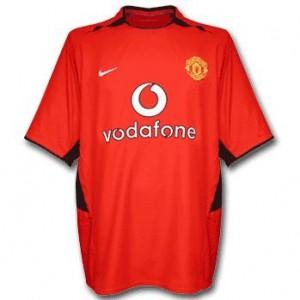 Manchester-United-trøje-hjemme-2002-2004