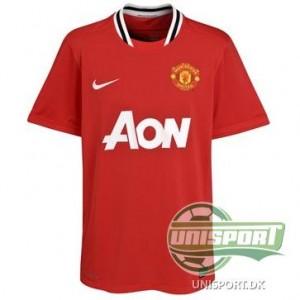 Manchester-United-trøje-hjemme-2011-2012