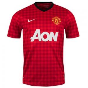 Manchester-United-trøje-hjemme-2012-2013