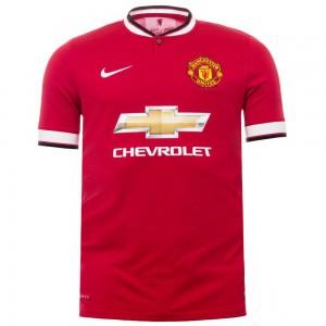 Manchester-United-trøje-hjemme-2014-2015