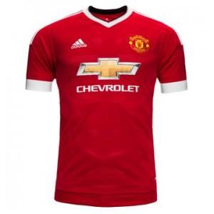 Manchester-United-trøje-hjemme-2015-2016
