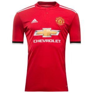 Manchester-United-trøje-hjemme-2017-18