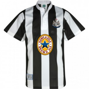 Newcastle-trøje-hjemme-1995-1997