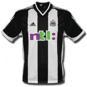 Newcastle-trøje-hjemme-2002-2003