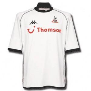 Tottenham-trøje-hjemme-2002-2004