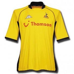 Tottenham-trøje-tredje-2002-2004