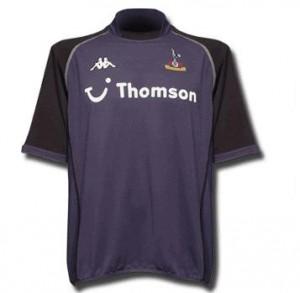 Tottenham-trøje-ude-2002-2004
