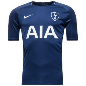 Tottenham-trøje-ude-2017-18