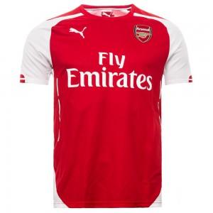 arsenal-trøje-hjemme-2014-15
