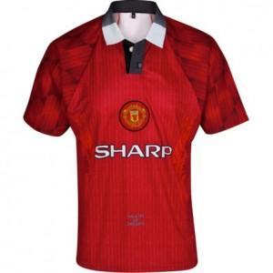 manchester-united-trøje-hjemme-1996-1998
