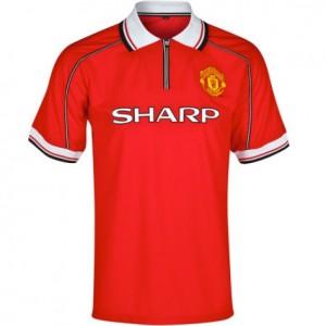 manchester-united-trøje-hjemme-1998-2000