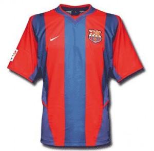Barcelona-trøje-hjemme-2002-2003