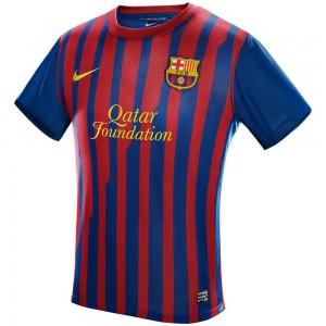Barcelona-trøje-hjemme-2011-2012