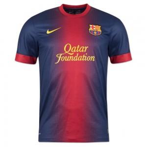Barcelona-trøje-hjemme-2012-2013