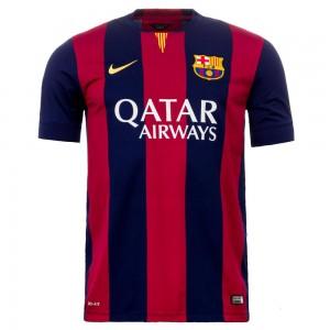 Barcelona-trøje-hjemme-2014-2015