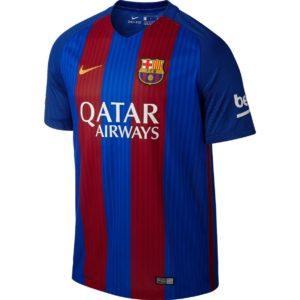 Barcelona-trøje-hjemme-2016-17