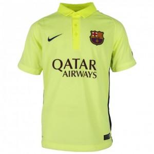 Barcelona-trøje-tredje-2014-2015