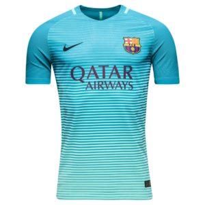 Barcelona-trøje-tredje2016-17