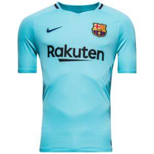 Barcelona-trøje-ude-2017-18