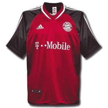 Bayern-Munchen-trøje-hjemme-2002-2003
