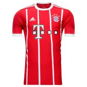 Bayern-Munchen-trøje-hjemme-2017-18