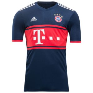 Bayern-Munchen-trøje-ude-2017-18
