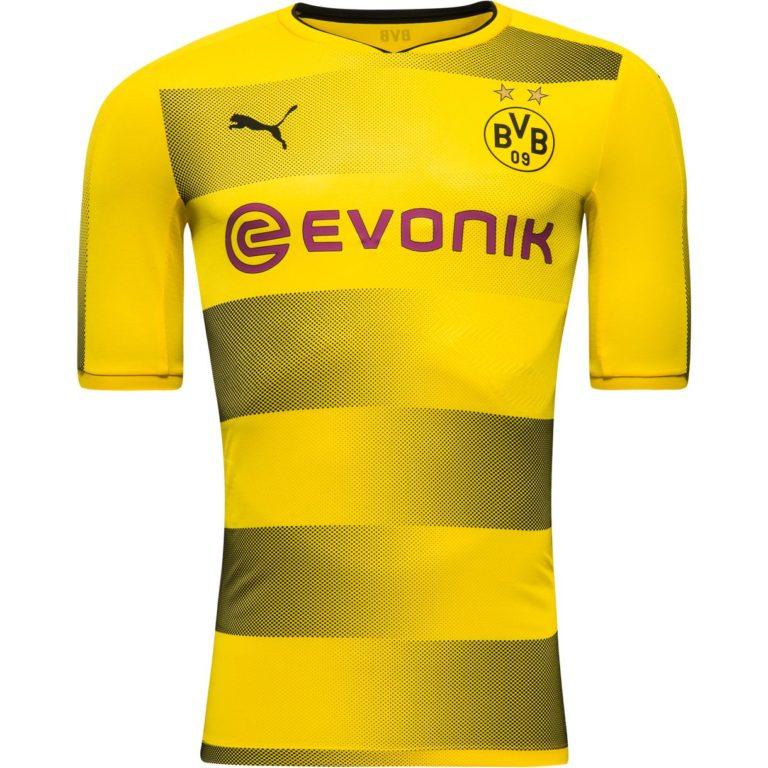 Dortmund-trøje-hjemme-2017-18