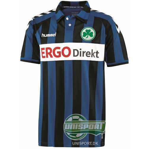 Greuther-Fürth-trøje-ude-2014-2015
