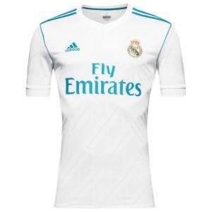 Real-Madrid-trøje-hjemme-2017-18