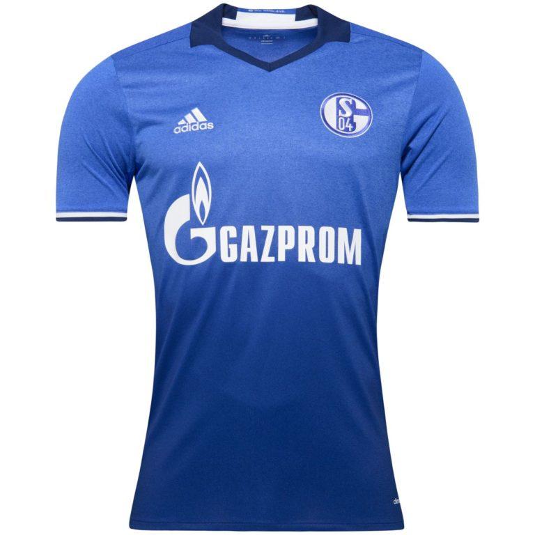 Schalke-trøje-hjemme-2017-18