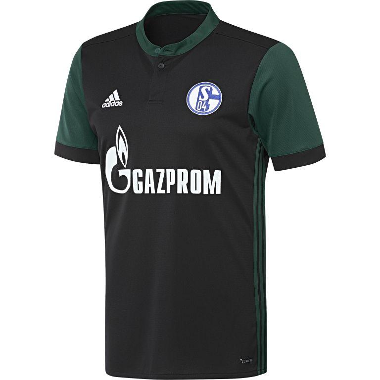 Schalke-trøje-tredje-2017-18