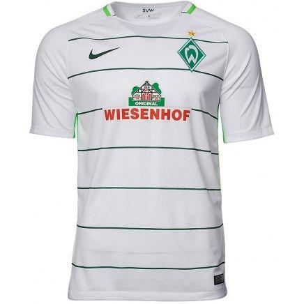 Werden-Bremen-trøje-ude-2017-18