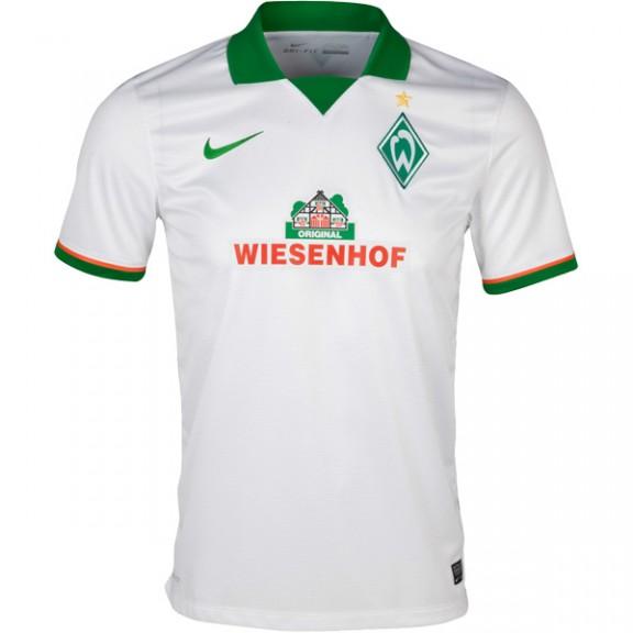 Werder-Bremen-trøje-ude-2013-2014