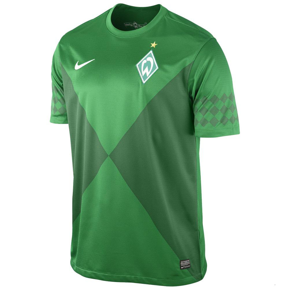 Werder-bremen-trøje-hjemme-2012-2013