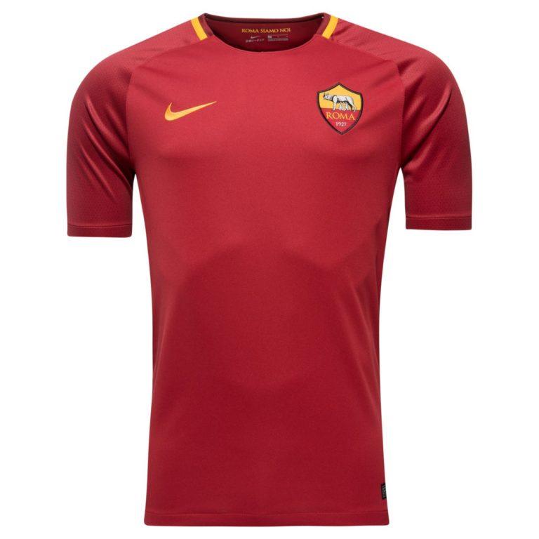 AS-Roma-trøje-hjemme-2017-18