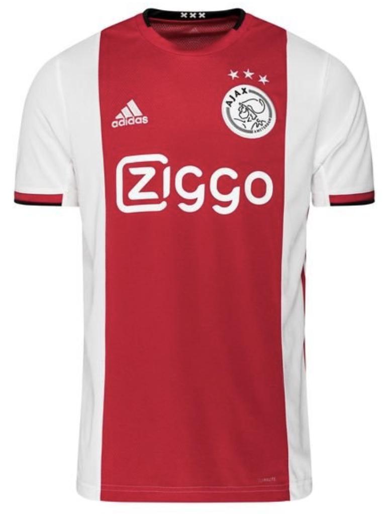 Ajax-trøje-hjemme-2019-2020