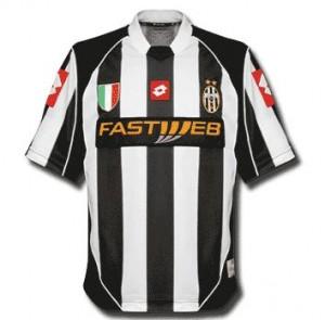 Juventus-trøje-hjemme-2002-2003
