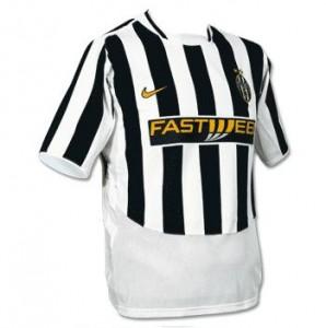 Juventus-trøje-hjemme-2003-2004