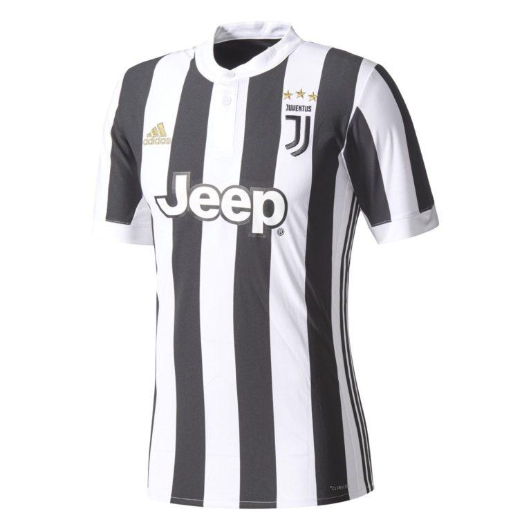 Juventus-trøje-hjemme-2017-18