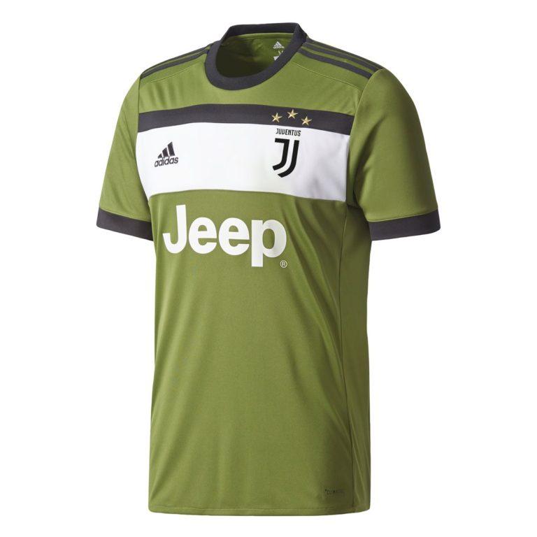 Juventus-trøje-tredje-2017-18